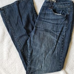 Maurices Taylor Boot Jeans Size 15/16 Long